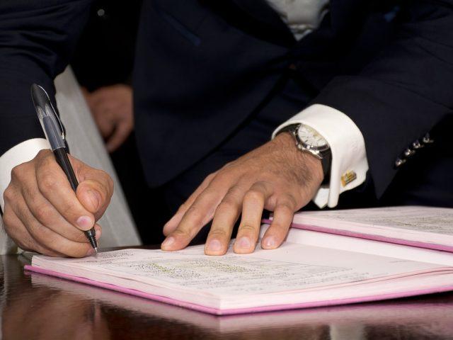 dokumen wasiat